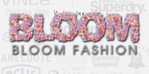 Logo Bloom Fashion
